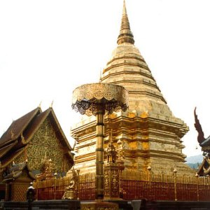 Phra that doi suthep - Chiang Mai Travel